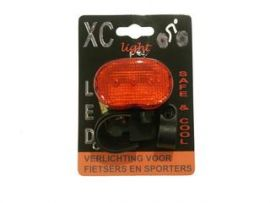Tail light XC LED, Red