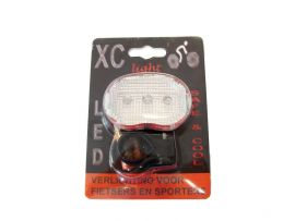 Headlight XC LED, white